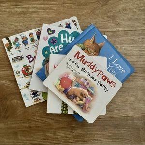 5 Baby Board Books